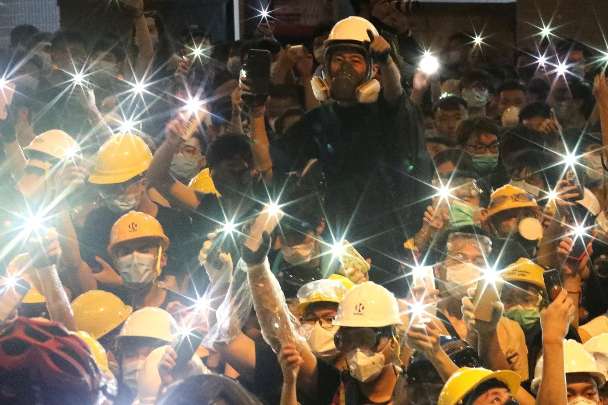 Hong Kong protests: how the city's Reddit-like forum LIHKG has