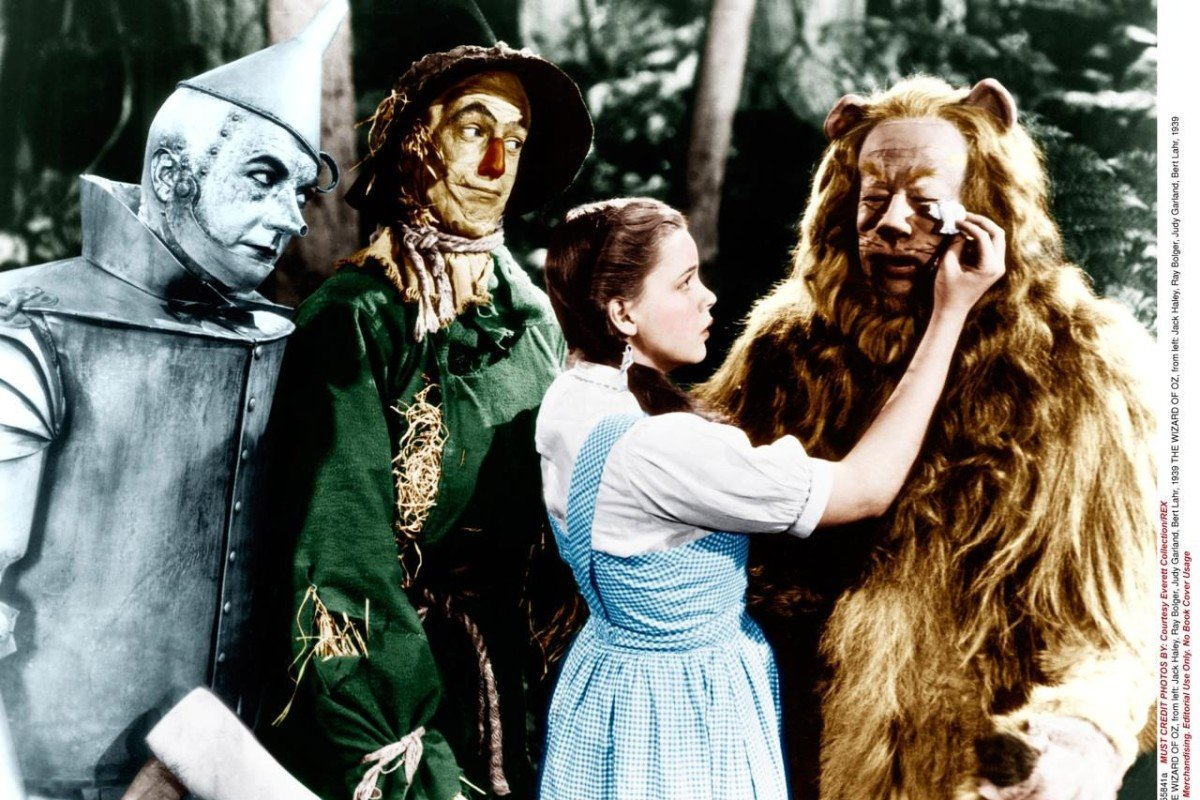 Classic American Films The Wizard Of Oz The 10 Best Quotes From 1939 Musical Fantasy South China Morning Post