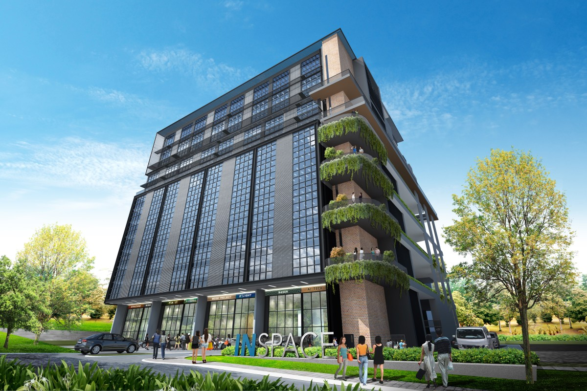 Young and curious, SLB Development offers niche and diversified real
