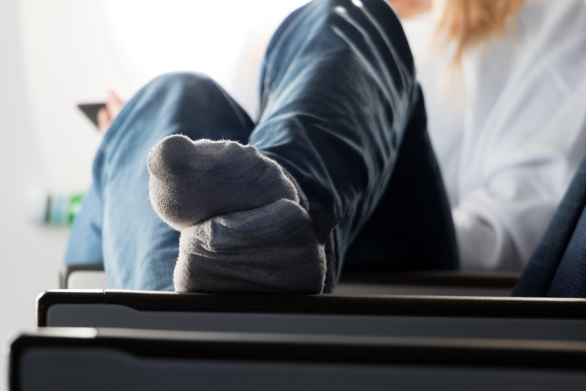 Plane etiquette: acceptable personal grooming habits and