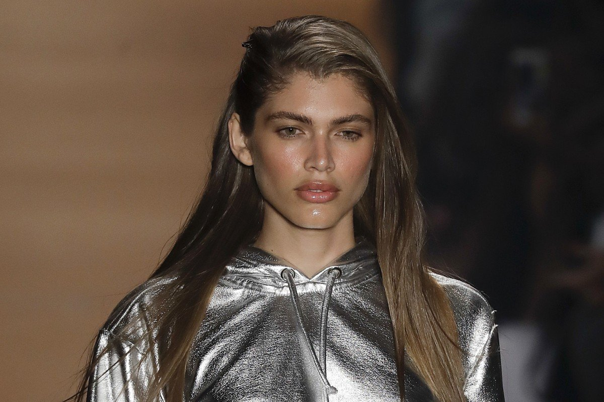 Victoria's Secret hires first transgender model Valentina