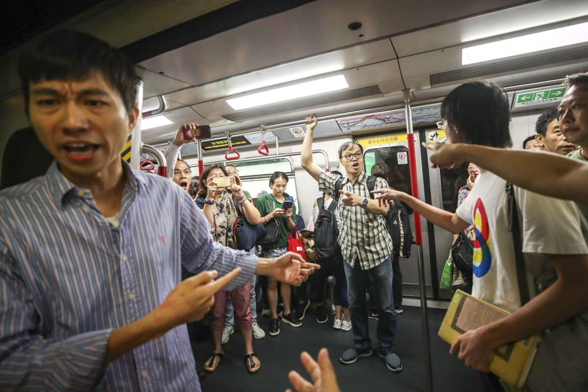 Hong Kong traffic returning to normal after strike chaos leads to