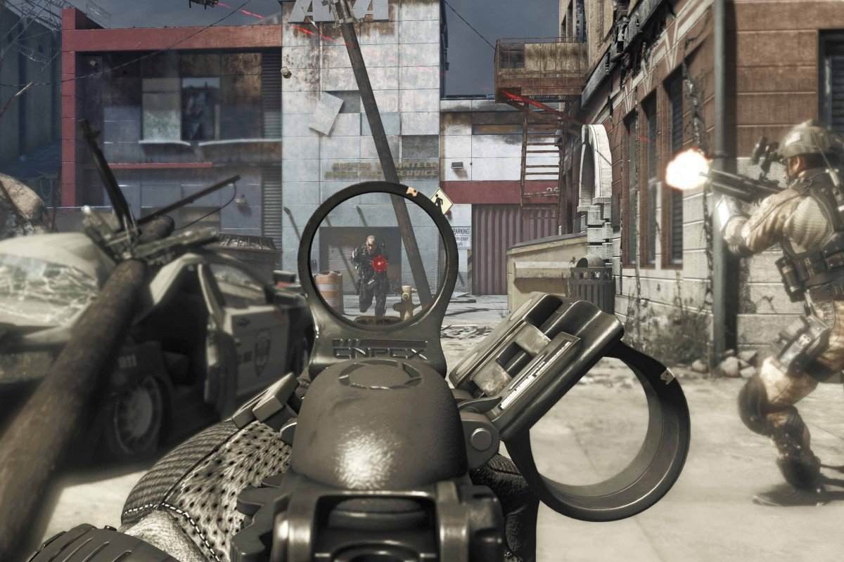 Are violent video games or mental illness causing US mass shootings