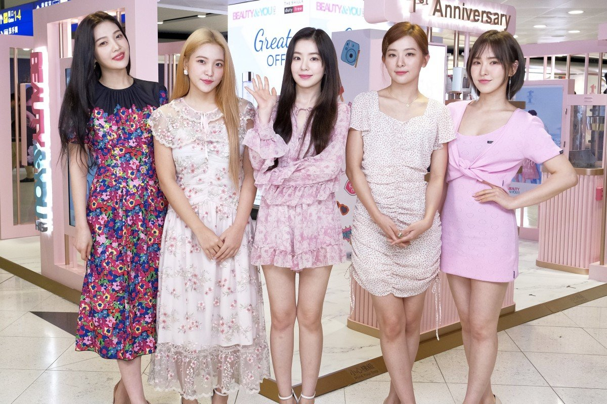 What did K-pop stars Red Velvet have to say to us when they visited