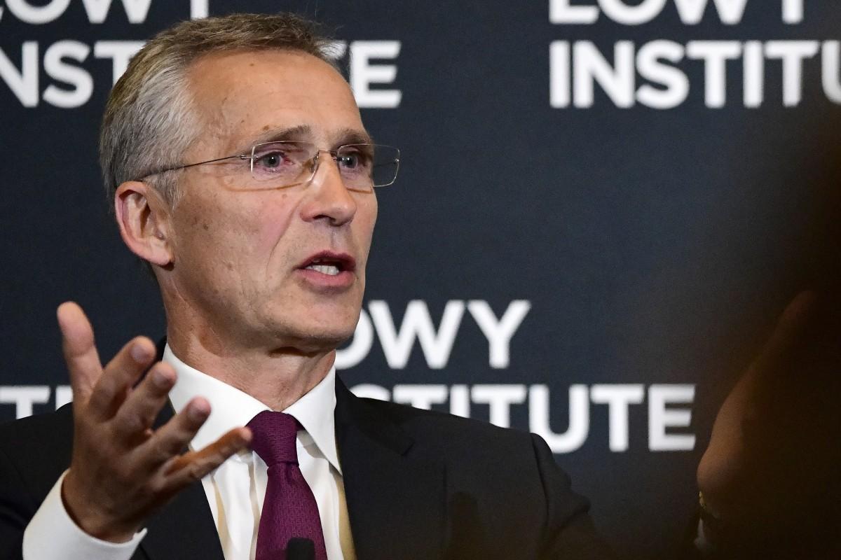 Nato Secretary General Jens Stoltenberg says alliance needs to