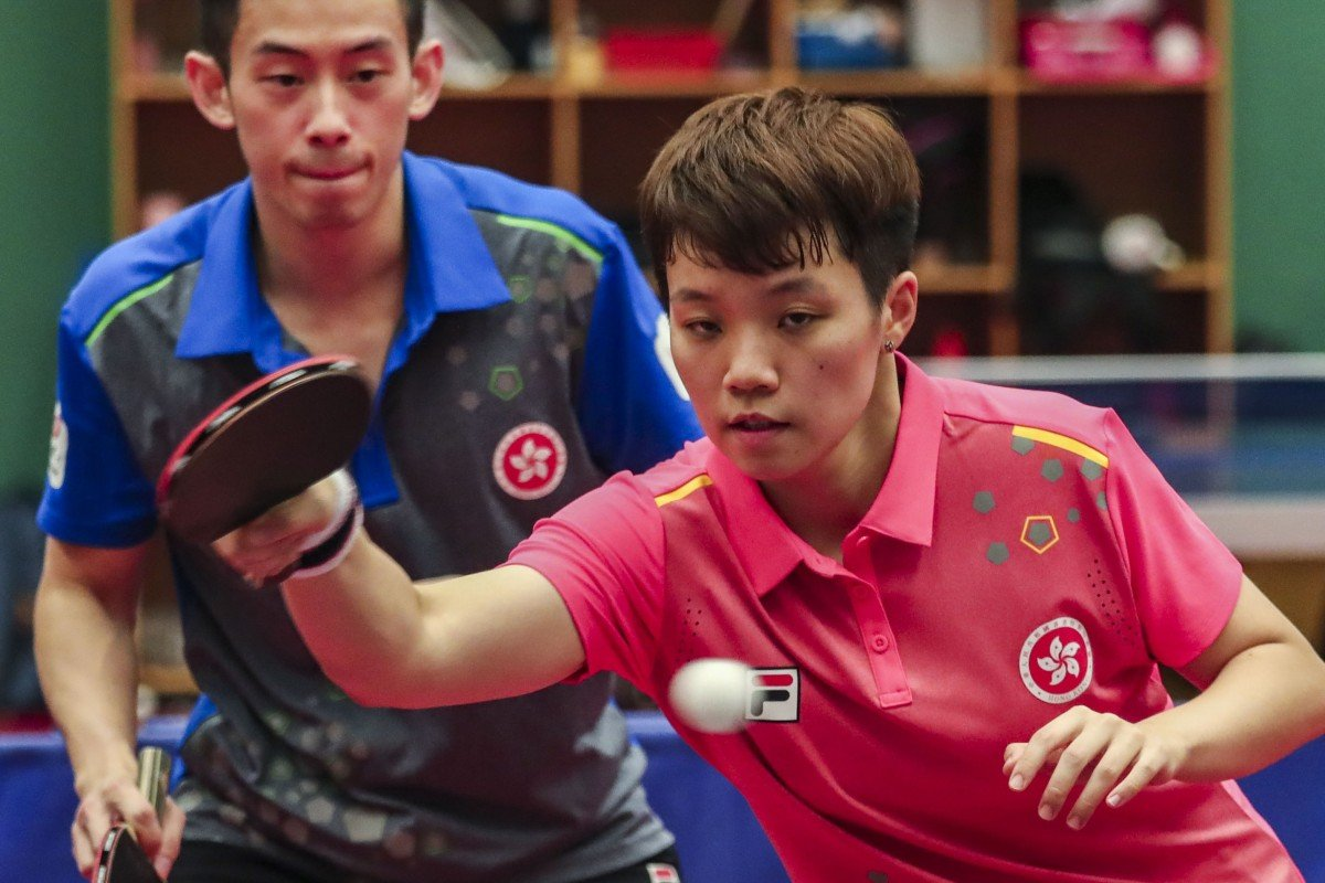Swell Desperate Measures For Hong Kong Mens Table Tennis As They Home Interior And Landscaping Ologienasavecom