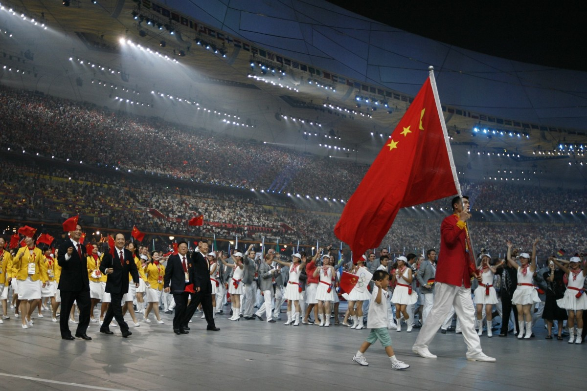 Beijing 2008 Olympic Games cemented China's status as