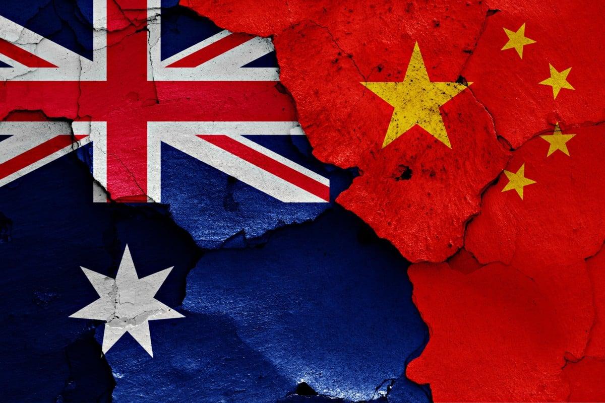 Beijing condemns Australian MP for drawing parallel between