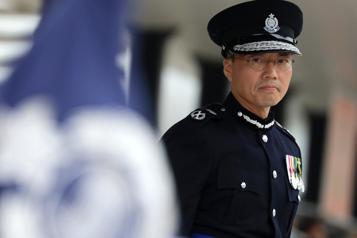 Hong Kong police bring former top officer out of retirement in