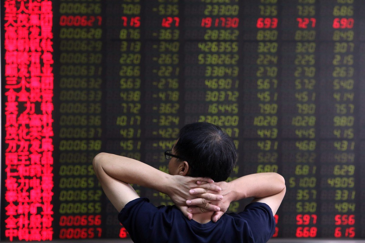 Shanghai stocks post biggest weekly drop in three months as ZTE and