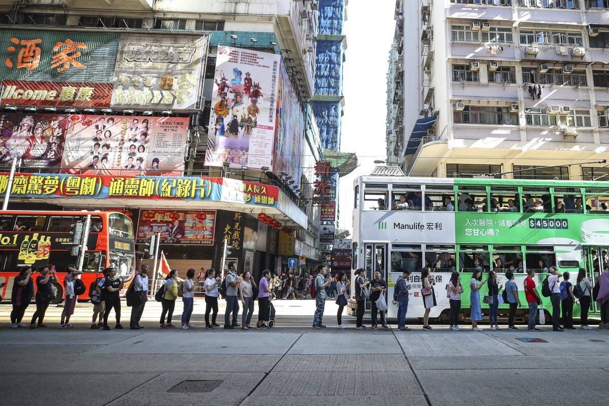 Hong Kong's insurance sales to mainland Chinese policy holders
