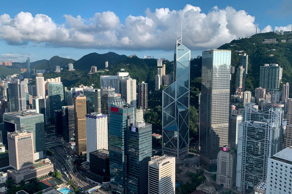 Hong Kong bankers join call for citywide strike over