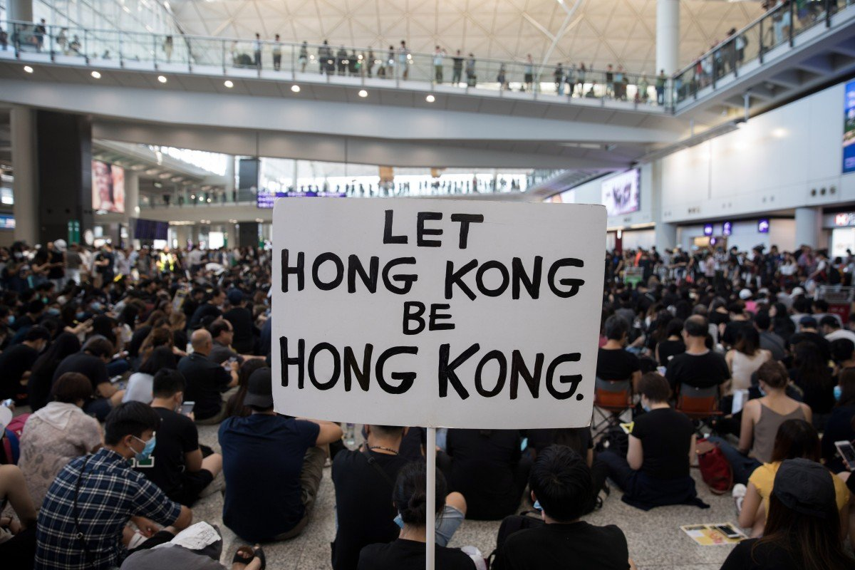 Hong Kong's protests will destroy the city we love if opposing sides