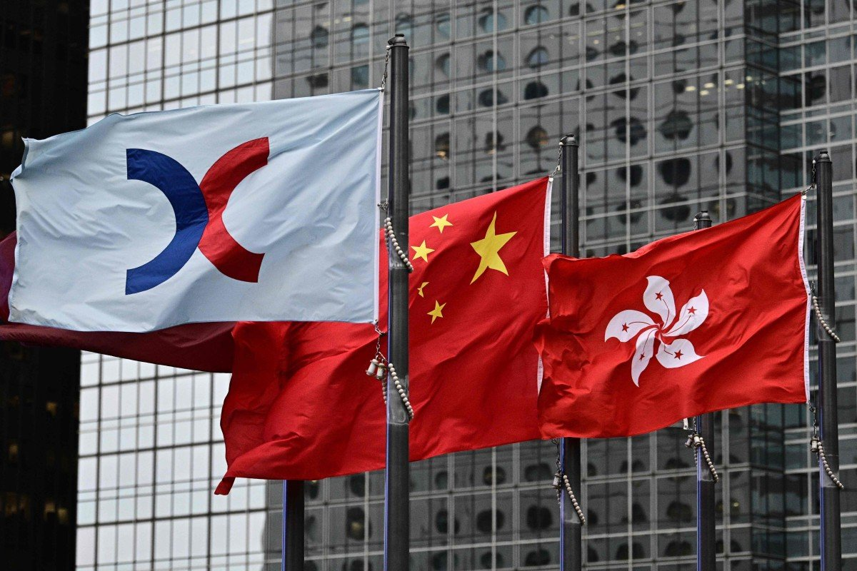 Hong Kong stocks sink to lowest level since January