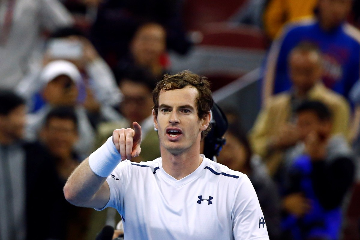 Will Beijing smog cloud Andy Murray's comeback? Scot adds China Open and Zhuhai event to schedule as he...