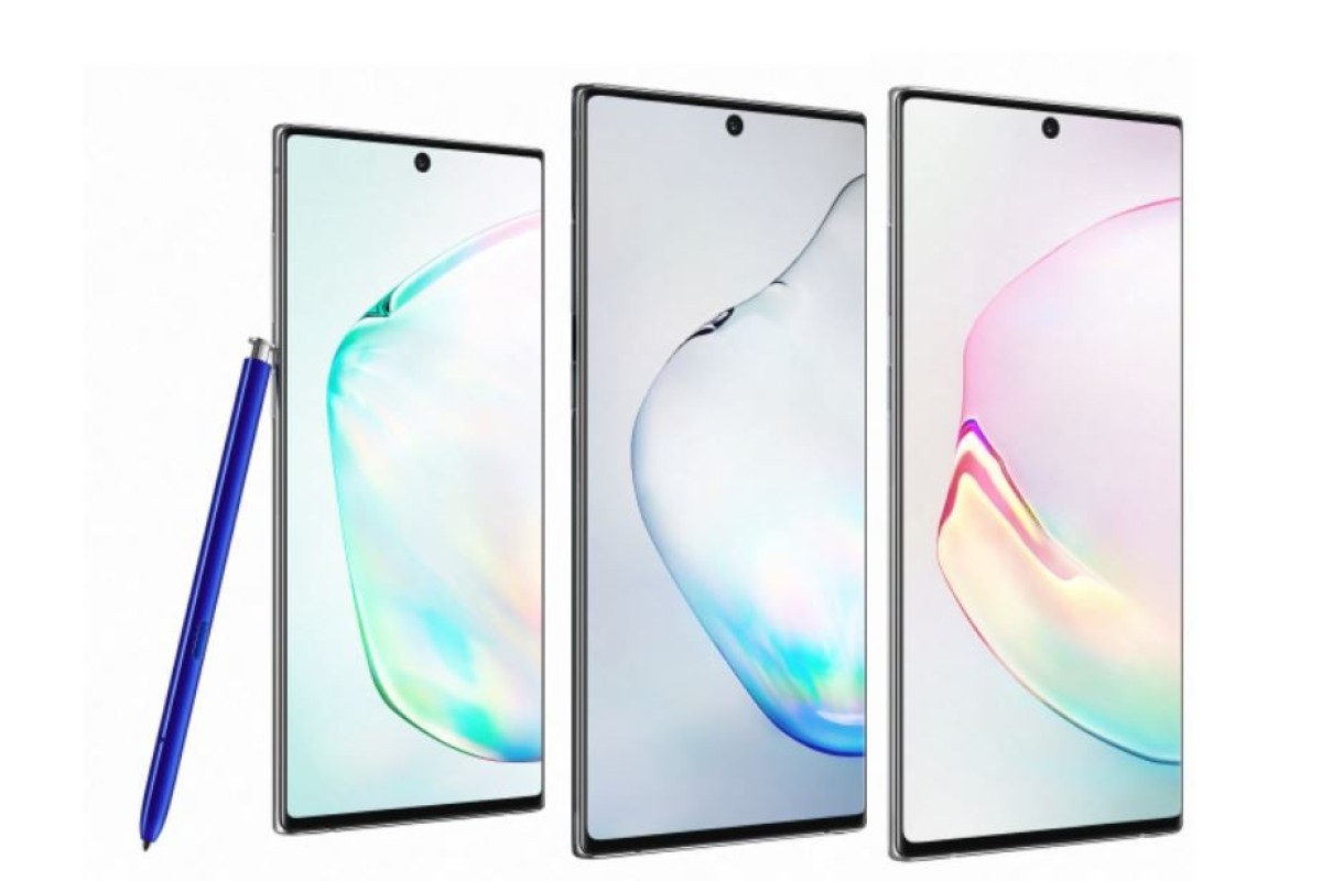 Samsung to launch two Galaxy Note 10 phablets – one with its