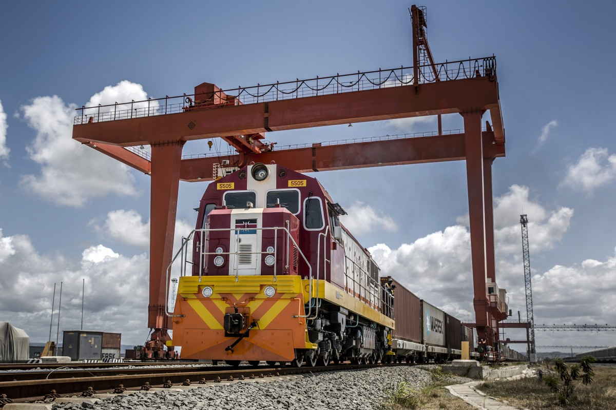 East Africa presents further opportunities for infrastructure development, according to the Hong Kong Trade Development Council. Photo: Bloomberg