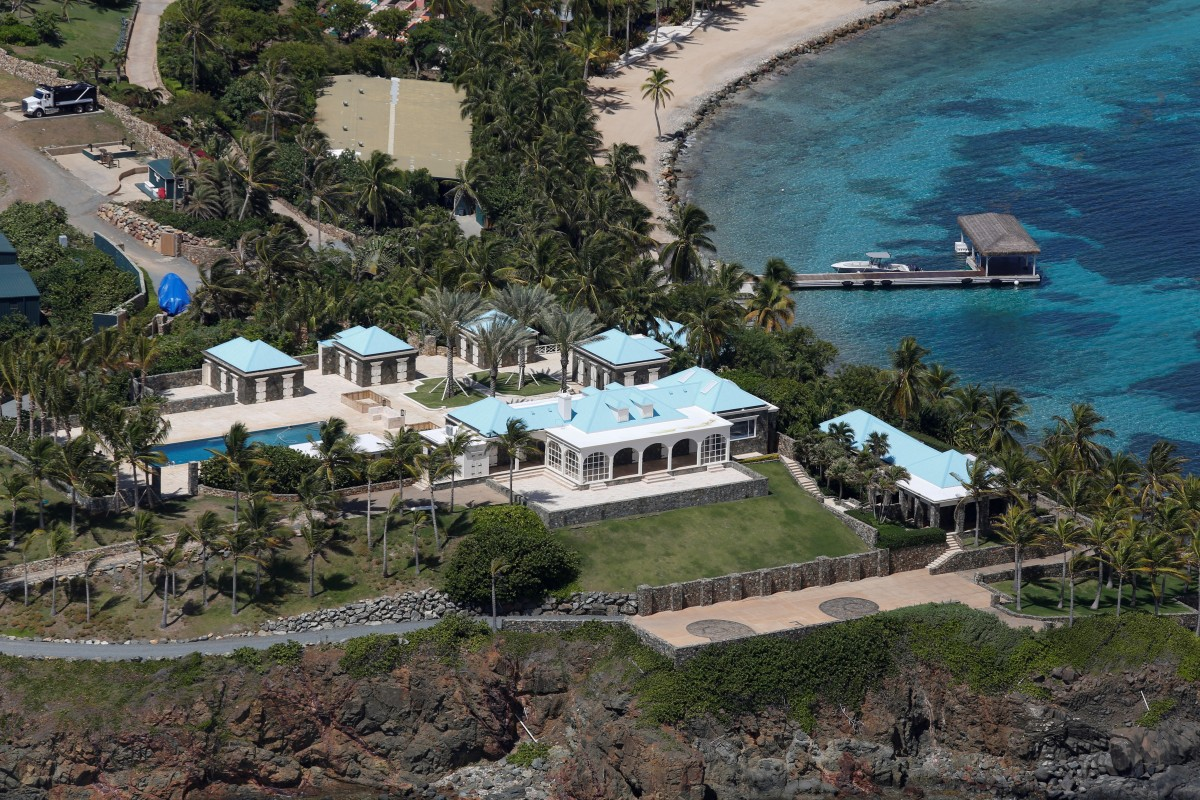 FBI raids Jeffrey Epstein's private 'paedophile island' in Caribbean