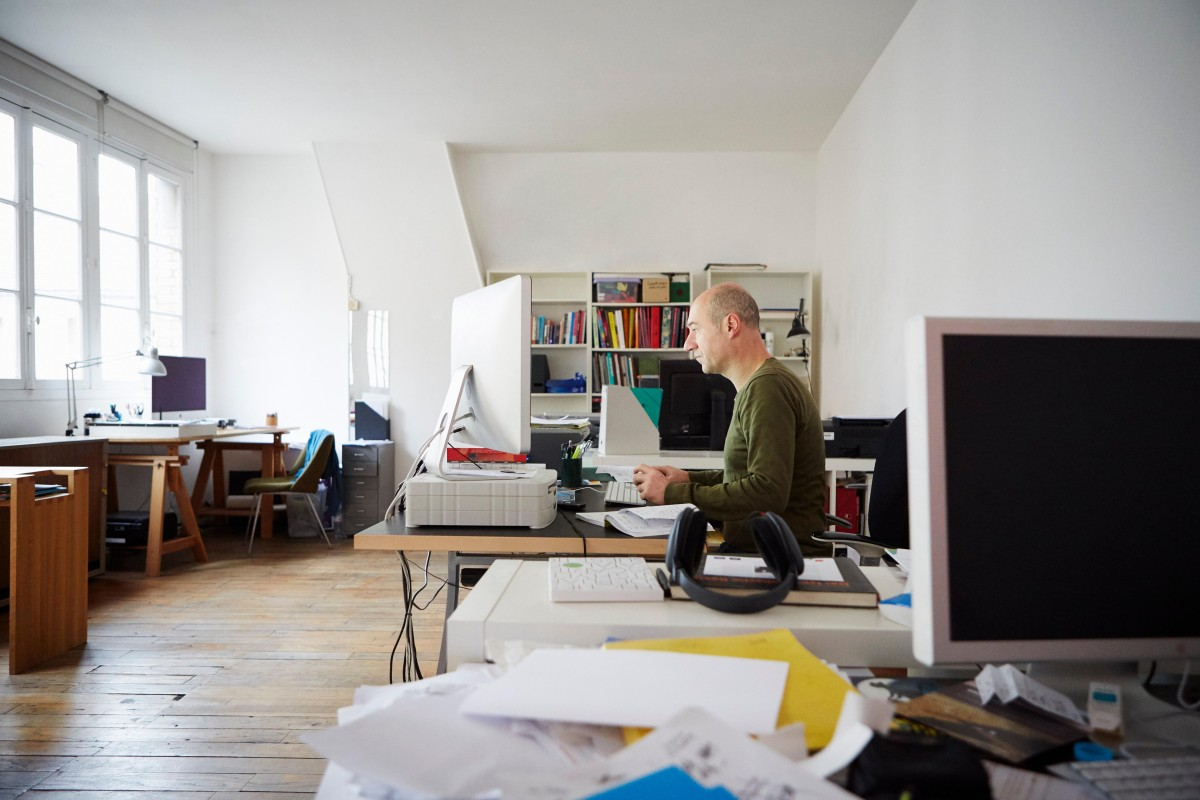 What makes a great creative space? Personality, evolution and imperfection