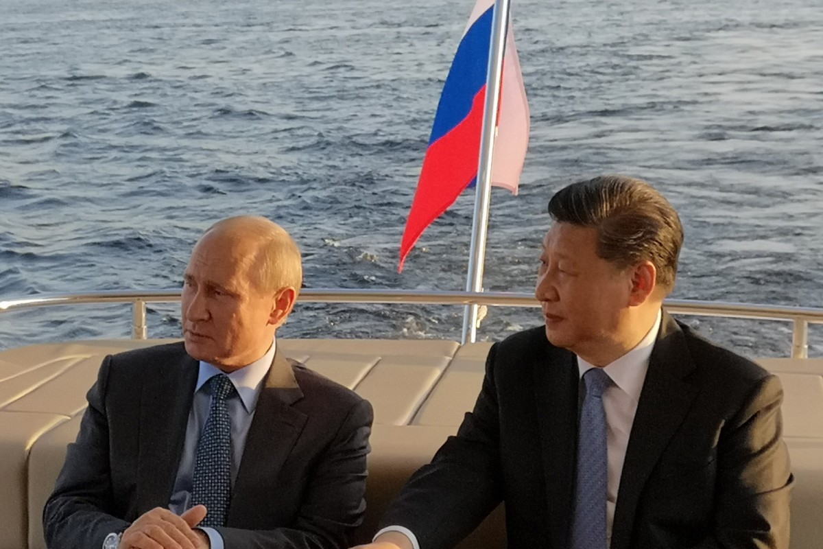 After Mao And Stalin Stars Aligning Again For China Russia