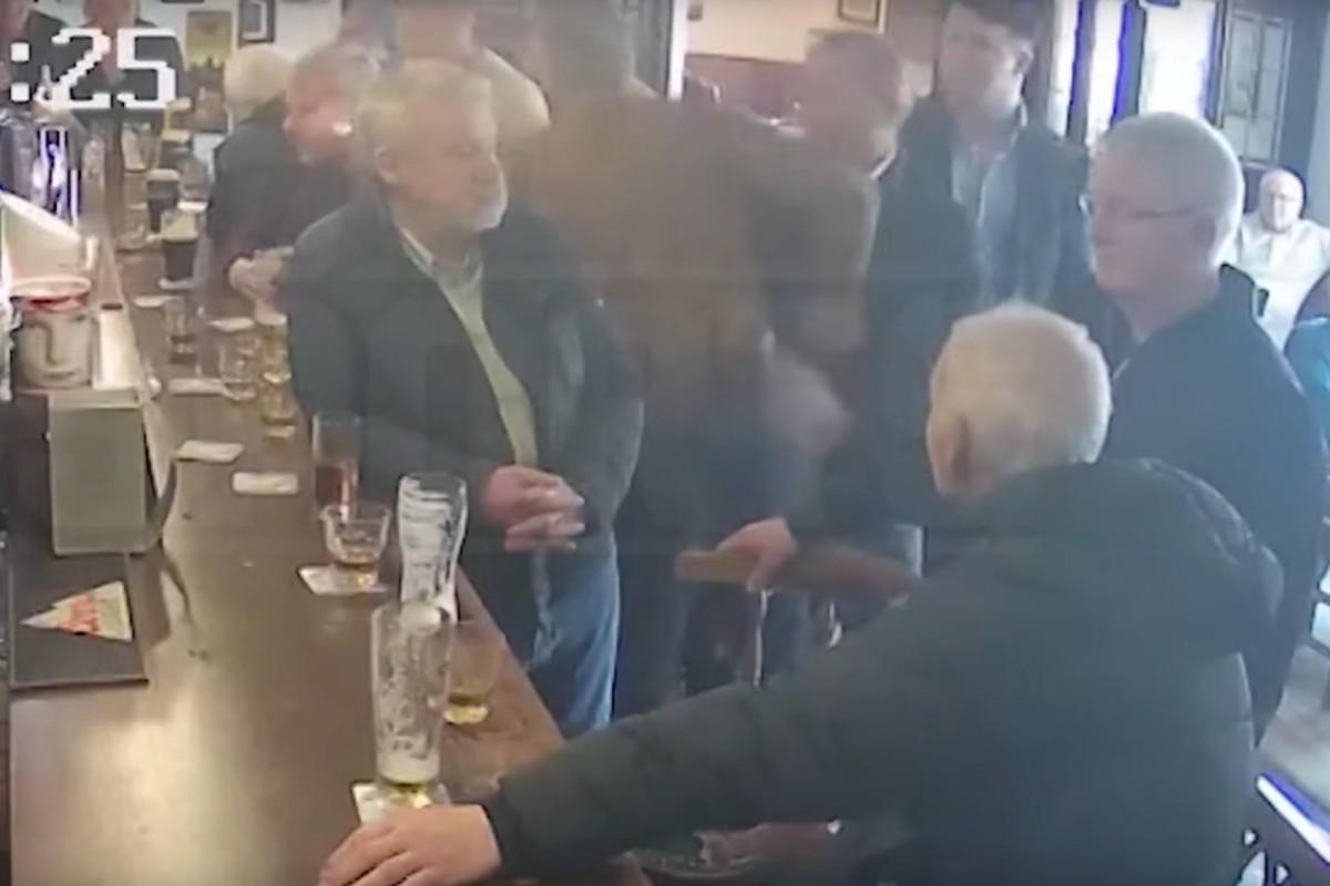 Conor McGregor allegedly punches elderly man at Irish pub ...