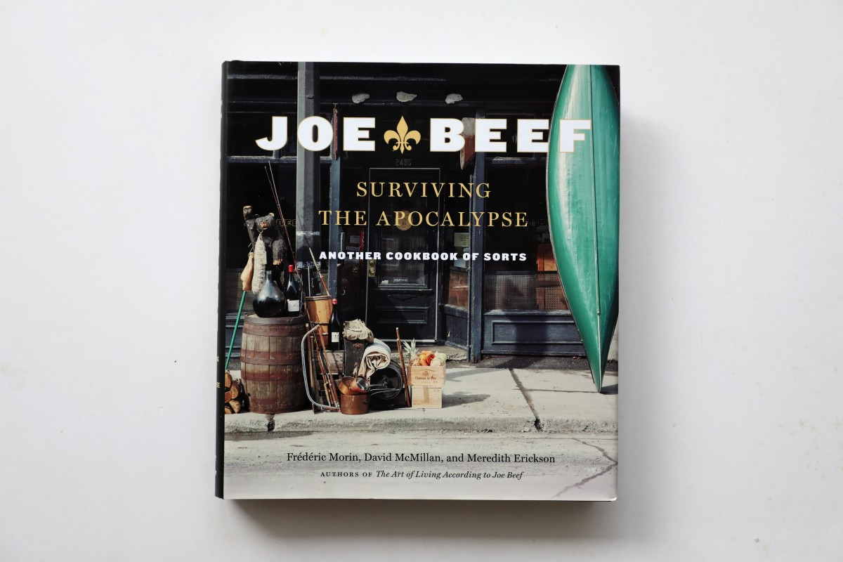 How to survive the apocalypse: a cookbook provides dishes and more for the end of days