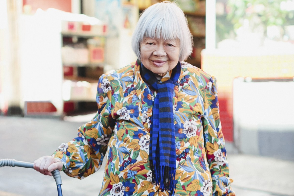Three blogs celebrating fashionable seniors: if Helen Mirren and Chinatown grannies can do it, so can you