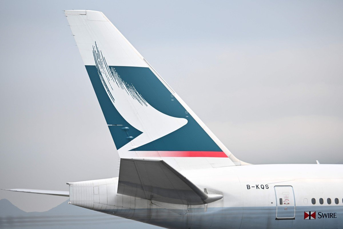 Cathay Pacific investigating rumours of anonymous letter from staff reiterating support for Hong Kong protests