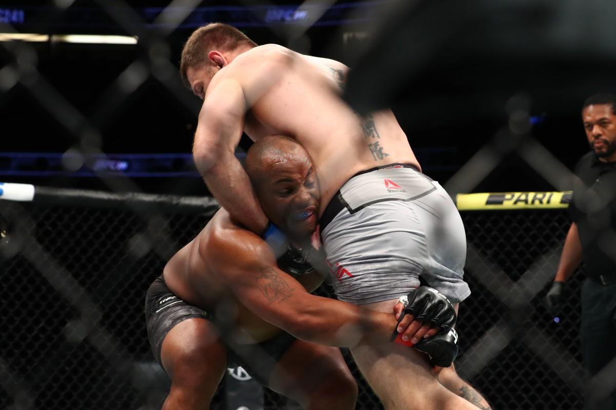 UFC 241: Daniel Cormier says '...