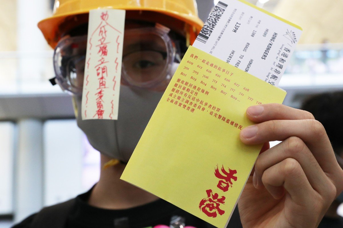 Hong Kong should tone down 'laissez-faire' business attitude