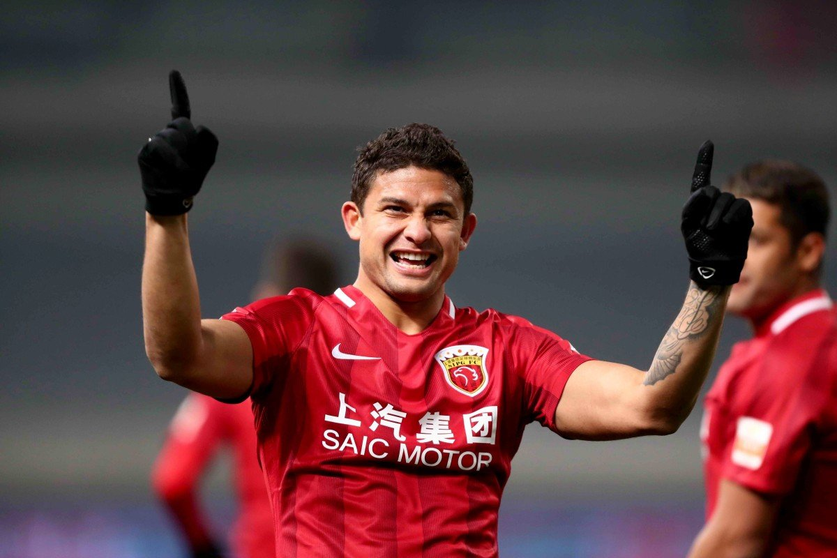 China names Elkeson to World Cup qualifiers list, making history as he becomes first player without Chinese...