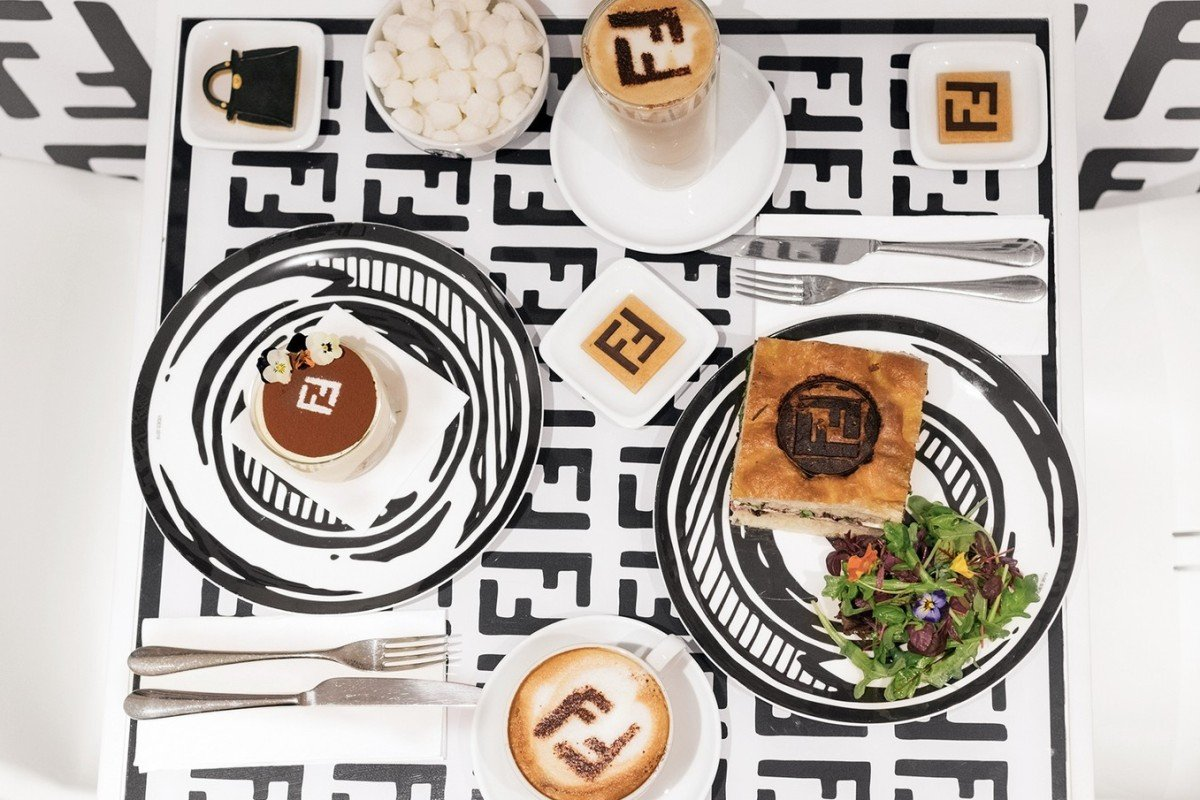 Amazing Why Instagrammers Will Love Fendi Caffes Brunch At Harrods Dailytribune Chair Design For Home Dailytribuneorg