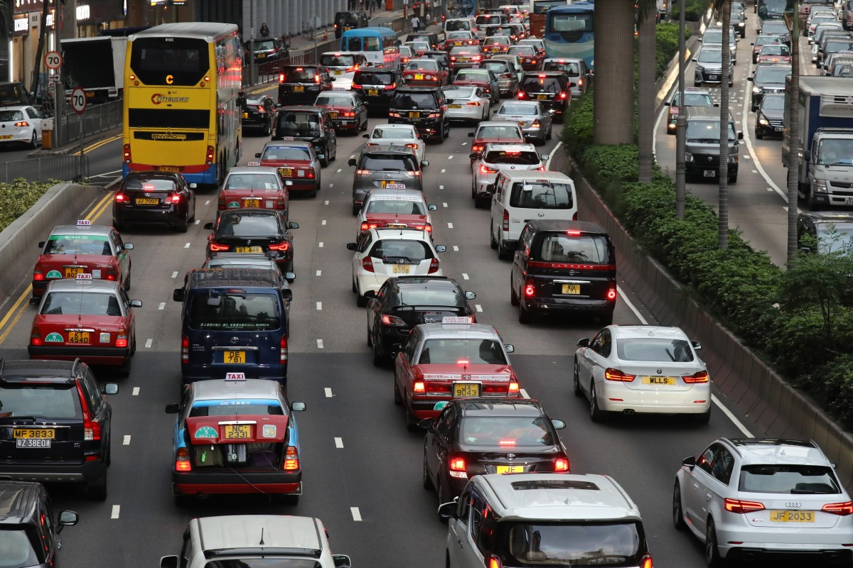 Smart' technology could get cars off the roads in Hong Kong