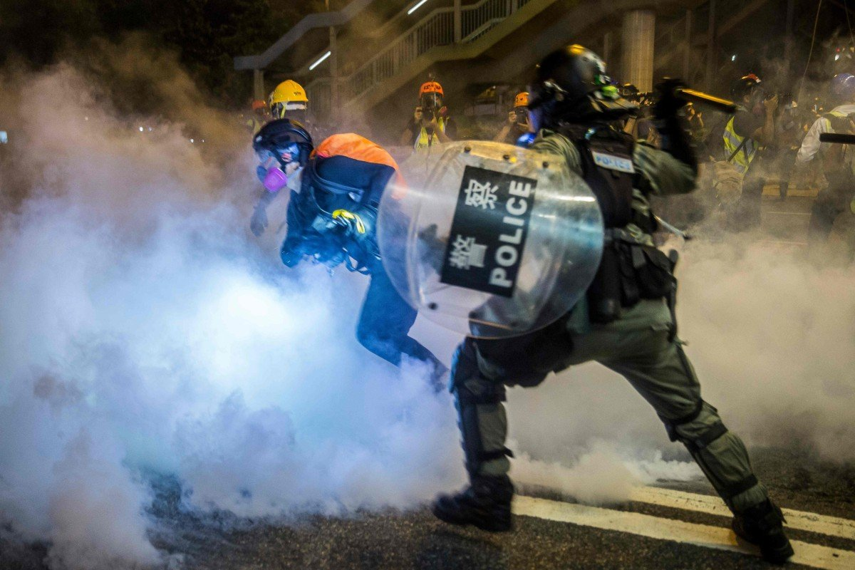 Chinese University to start public archive on Hong Kong protests to document the movement and preserve...