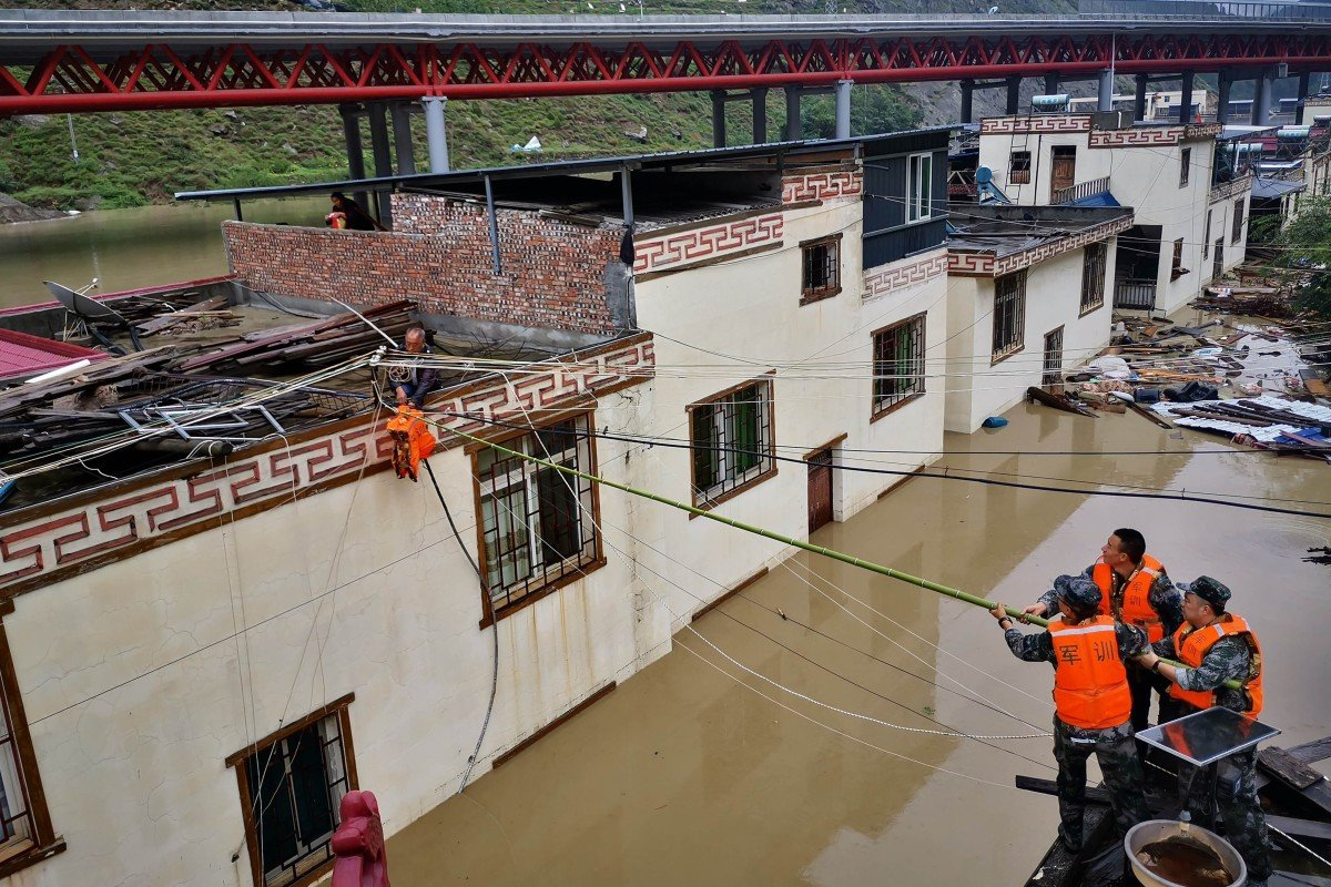 Extreme weather in China | South China Morning Post