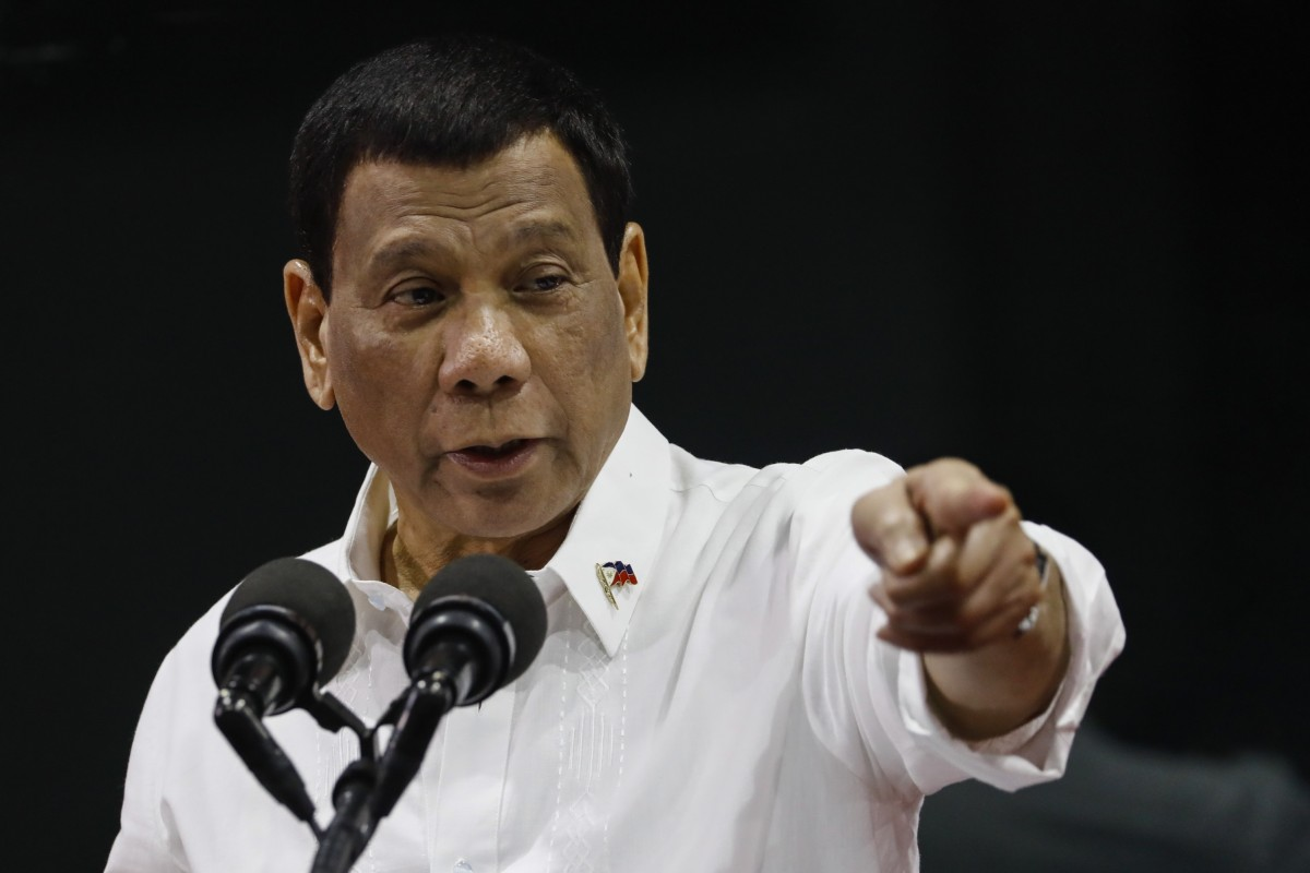 Rodrigo Duterte hints he will cancel talks with Xi Jinping if barred from raising arbitral ruling over...