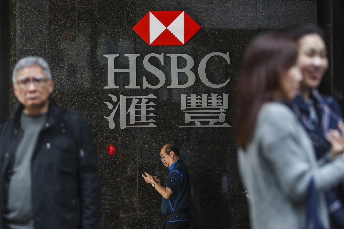 HSBC reports 6 per cent bump in second-quarter profits as it