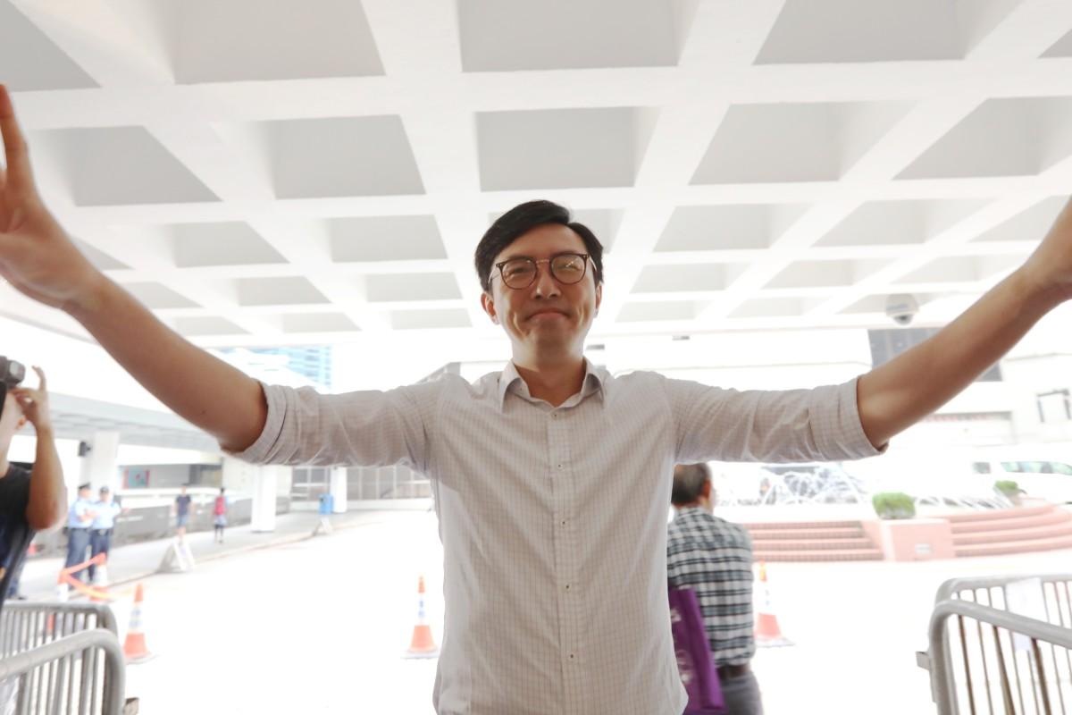 Hong Kong Prosecutors Lose Final Bid To Go After Activist