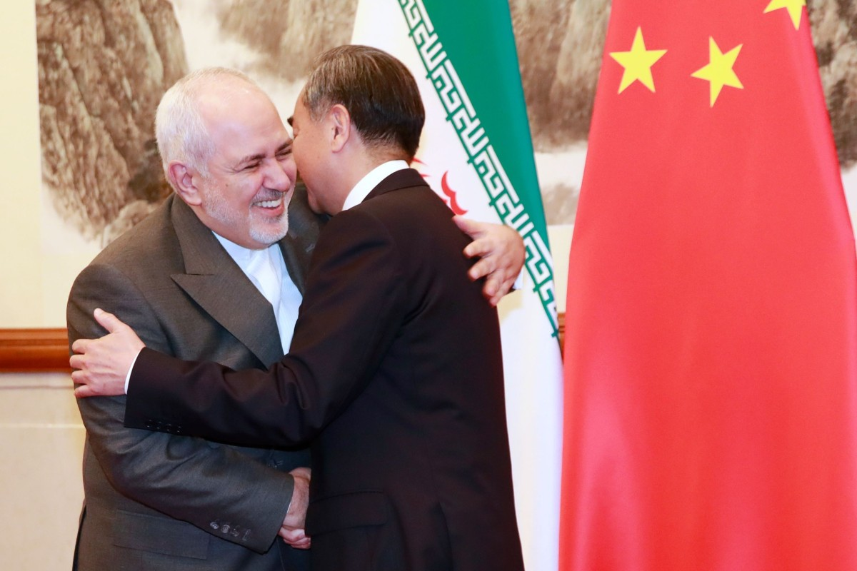 Iranian foreign minister holds talks in Beijing after surprise visit to G7 summit