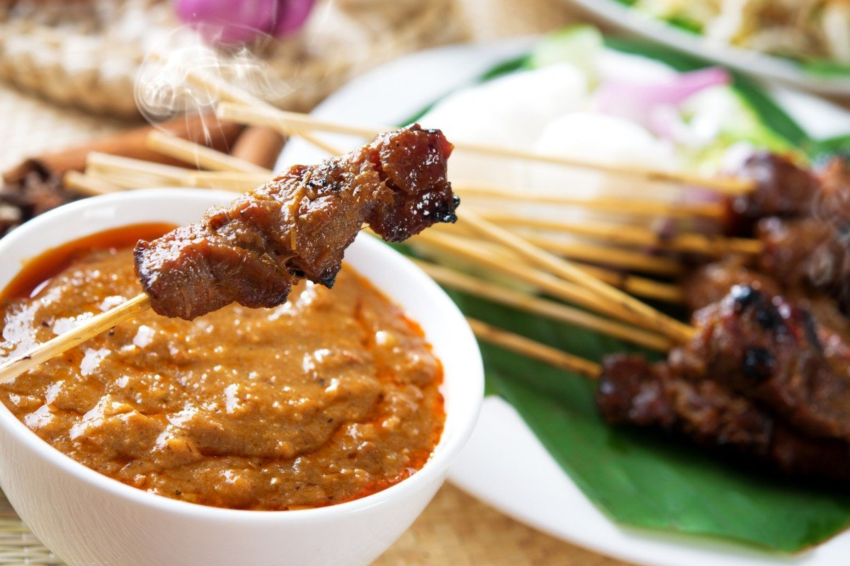 From goat testicles to chicken, why satay comes in so many forms across Southeast Asia