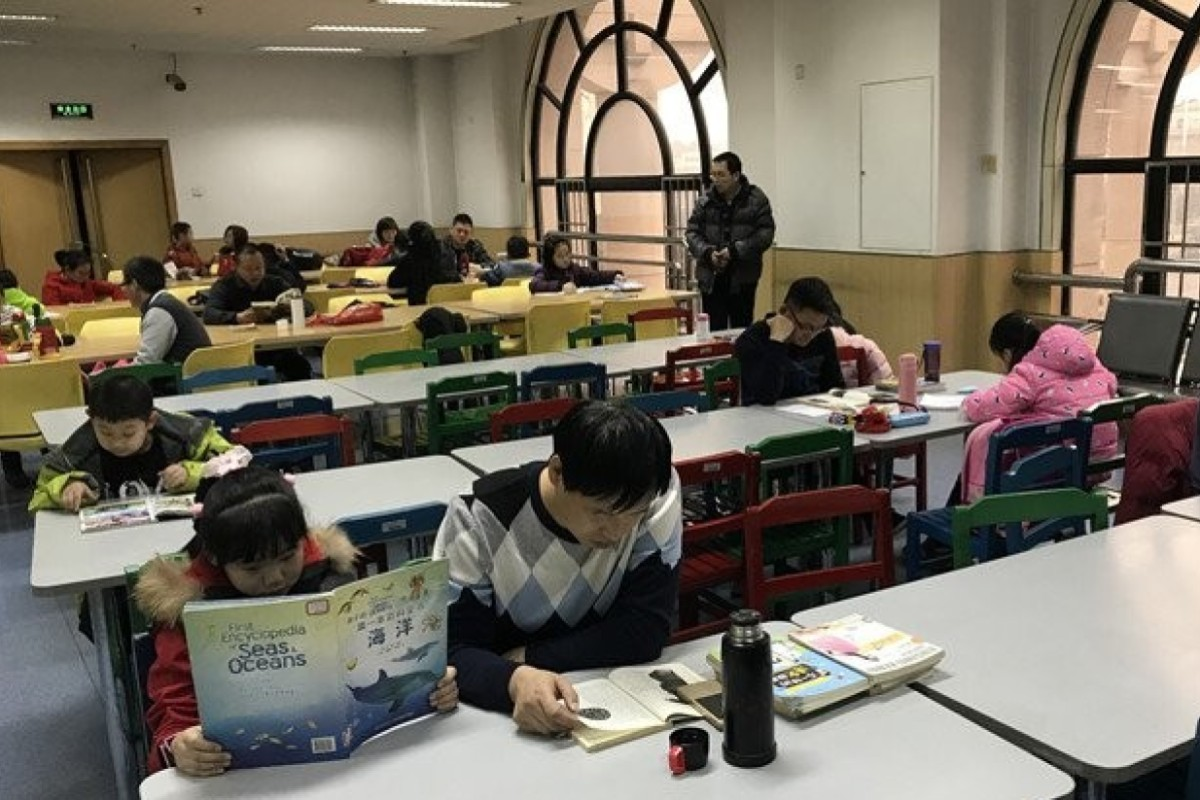 The internet boom in foreigners teaching China's children