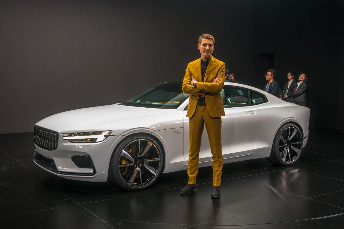 Electric Car News >> Volvo S Electric Car Brand Polestar Joins A Crowded Market