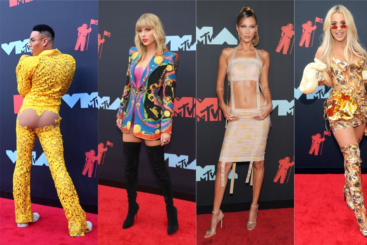 The best and worst dressed celebrities at the 2019 MTV Video