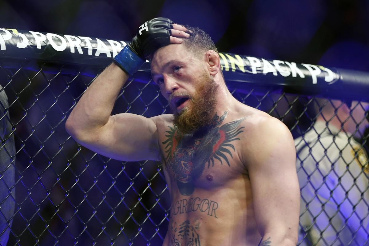 Conor McGregor insists alleged sexual assault 'isn't him
