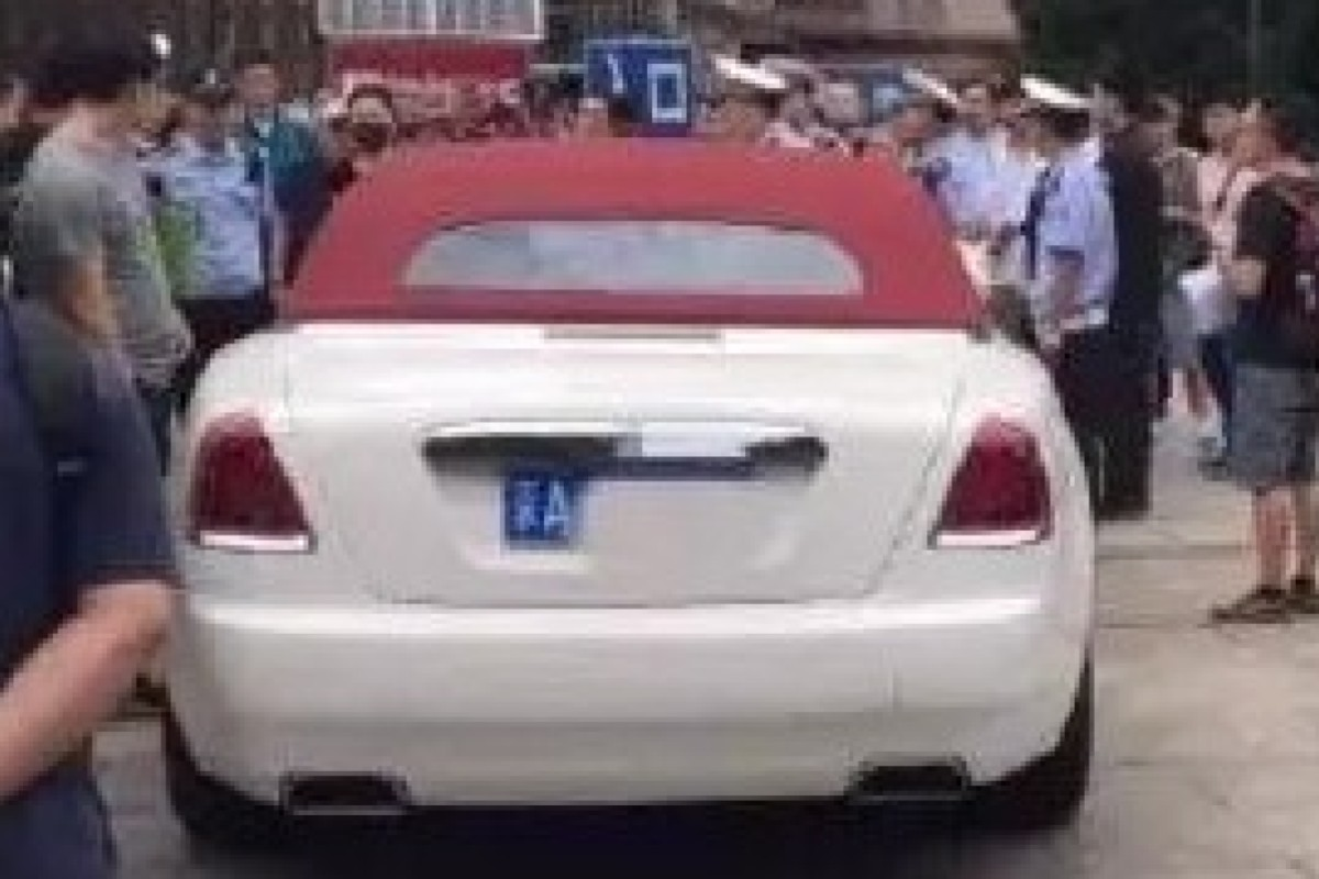 Chinese Woman S Rolls Royce Parking Row Uncovers String Of Crimes Chindia Alert You Ll Be Living In Their World Very Soon