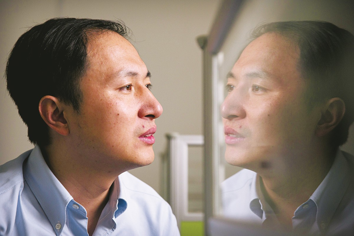 Twin Study Raises Doubts About >> Chinese Rogue Scientist S Gene Edited Twin Babies Experiment