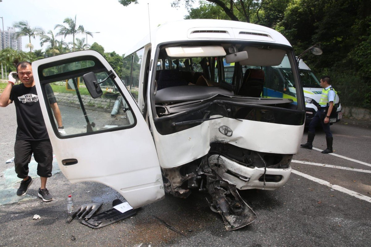 Nineteen dead, more than 60 injured in 'chaotic' Hong Kong