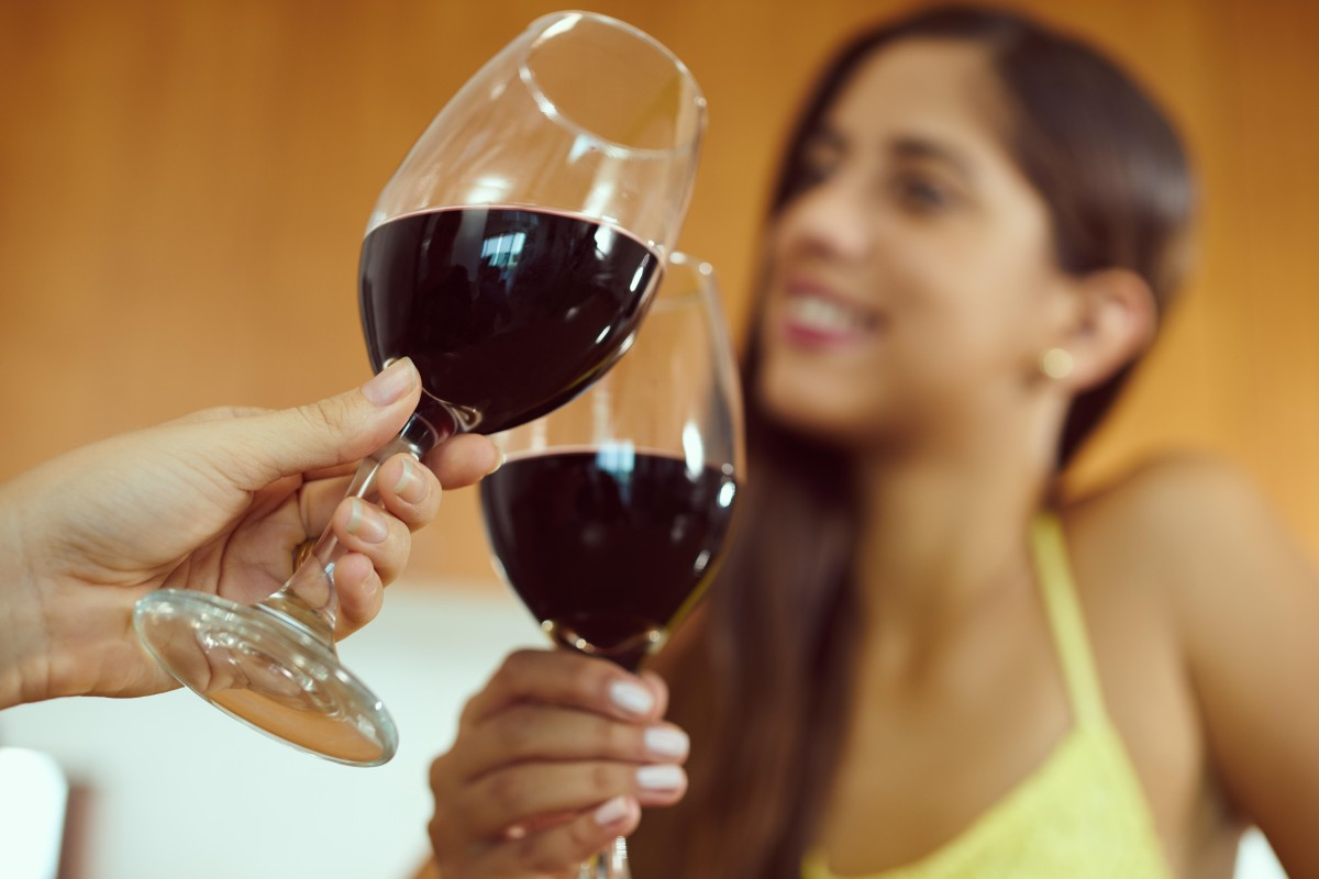A reason to drink red wine: it is good for gut health, and lowers obesity and bad cholesterol, study finds