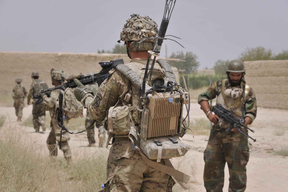 Woman Kandahar