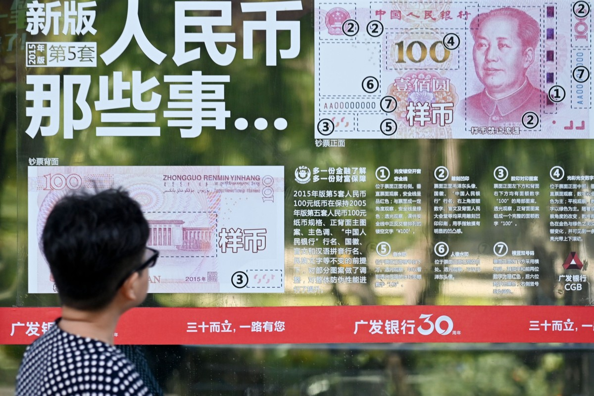 Desperate Chinese middle class take big risks to move money